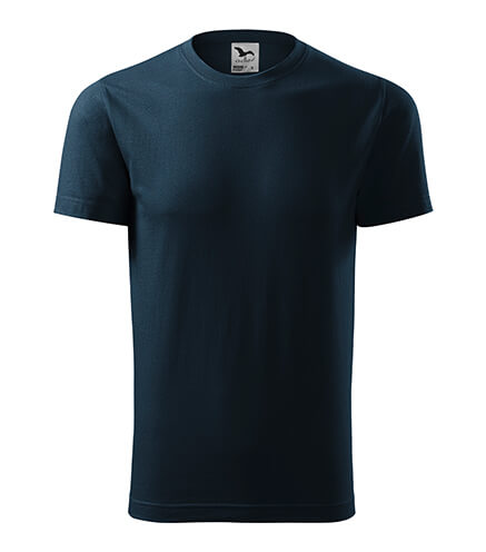 tricou element albastru marin