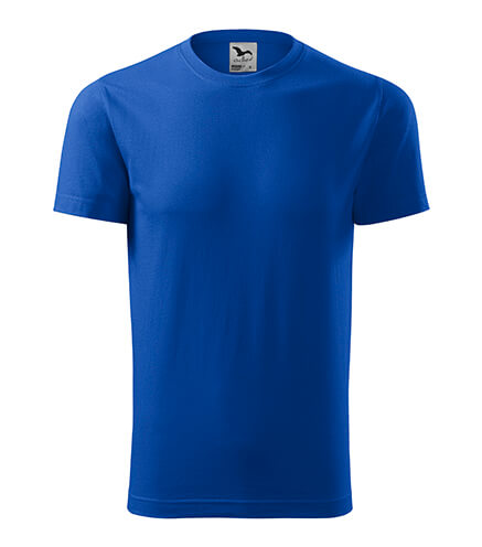 tricou element albastru regal