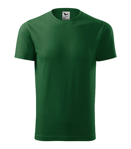 tricou element verde sticla