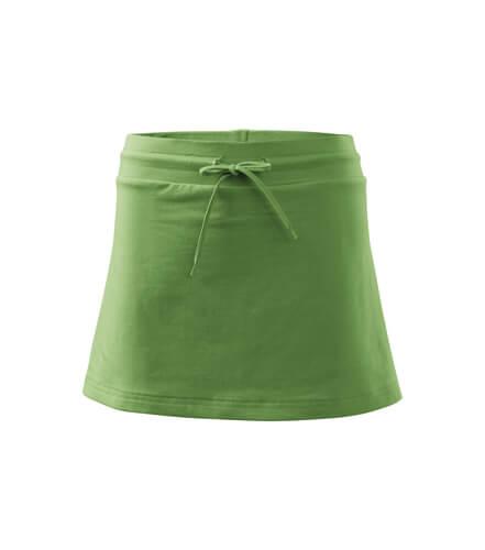 fusta pantalon verde iarba
