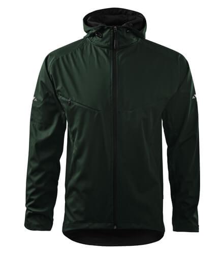 jacheta de barbati verde inchis