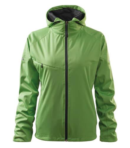jacheta de dama cool verde iarba