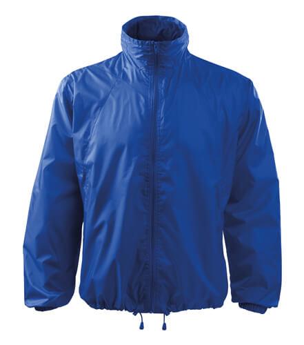 jacheta de protectie impotriva vantului albastru regal