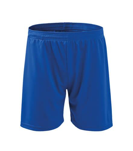 pantaloni scurti albastru regal