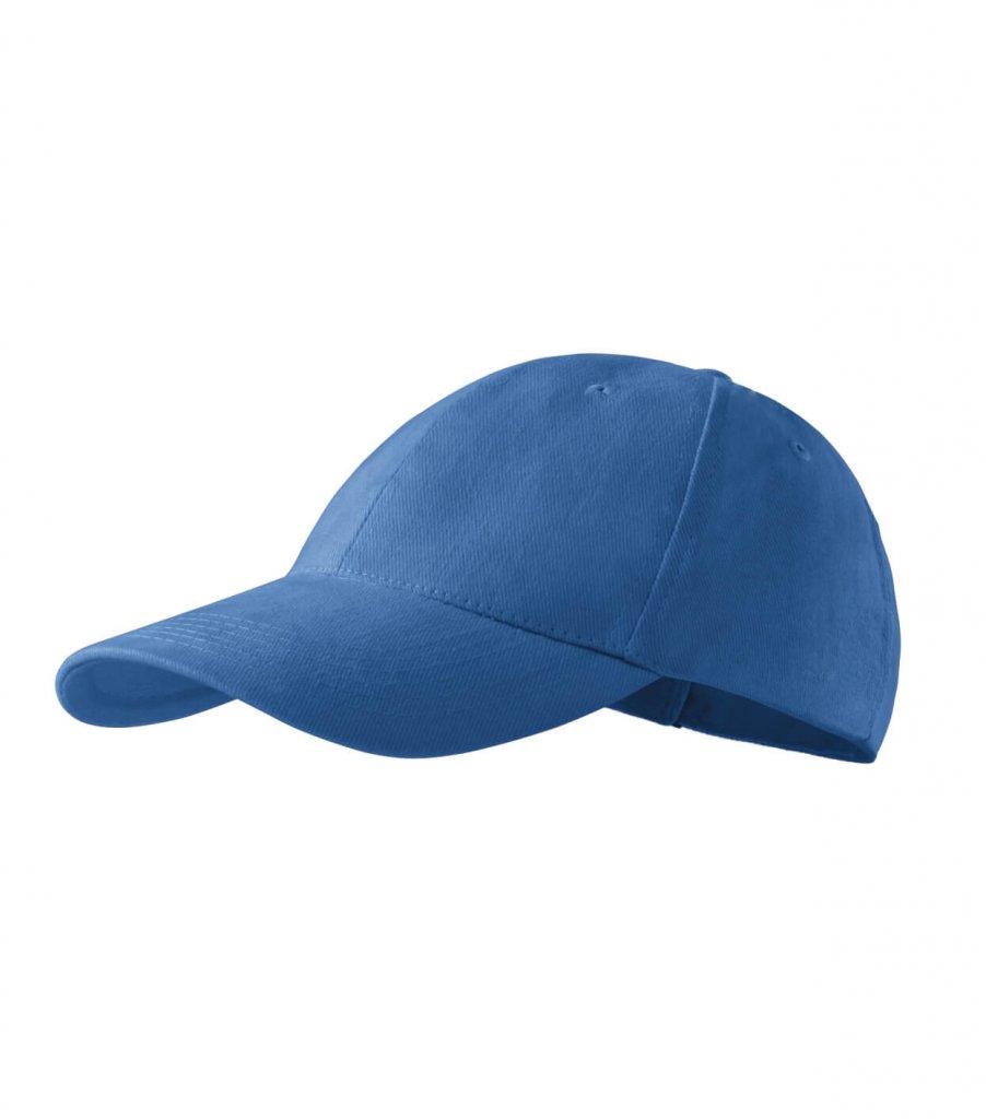 sapca 6 P albastru azuriu