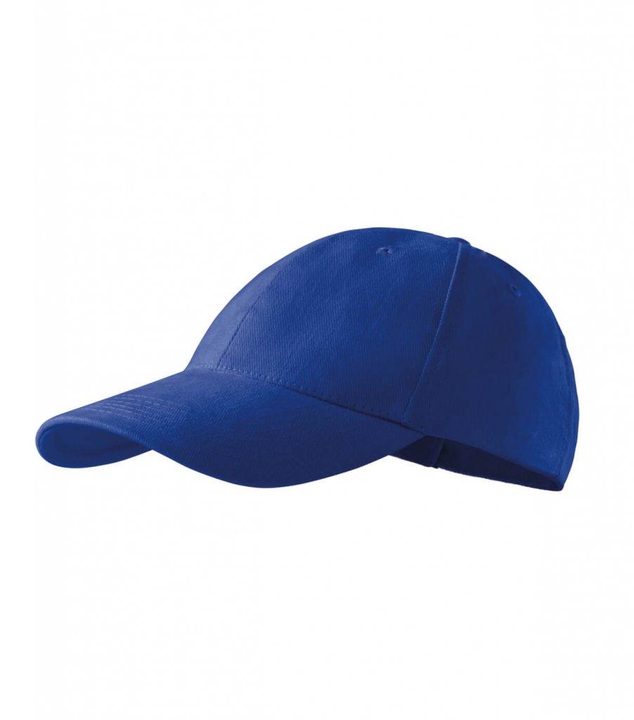 sapca 6 P albastru regal