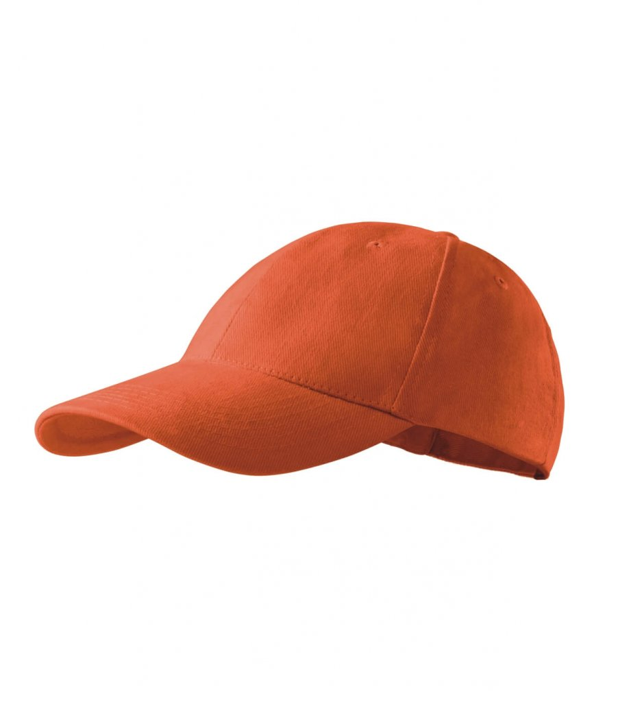 sapca 6 P portocaliu