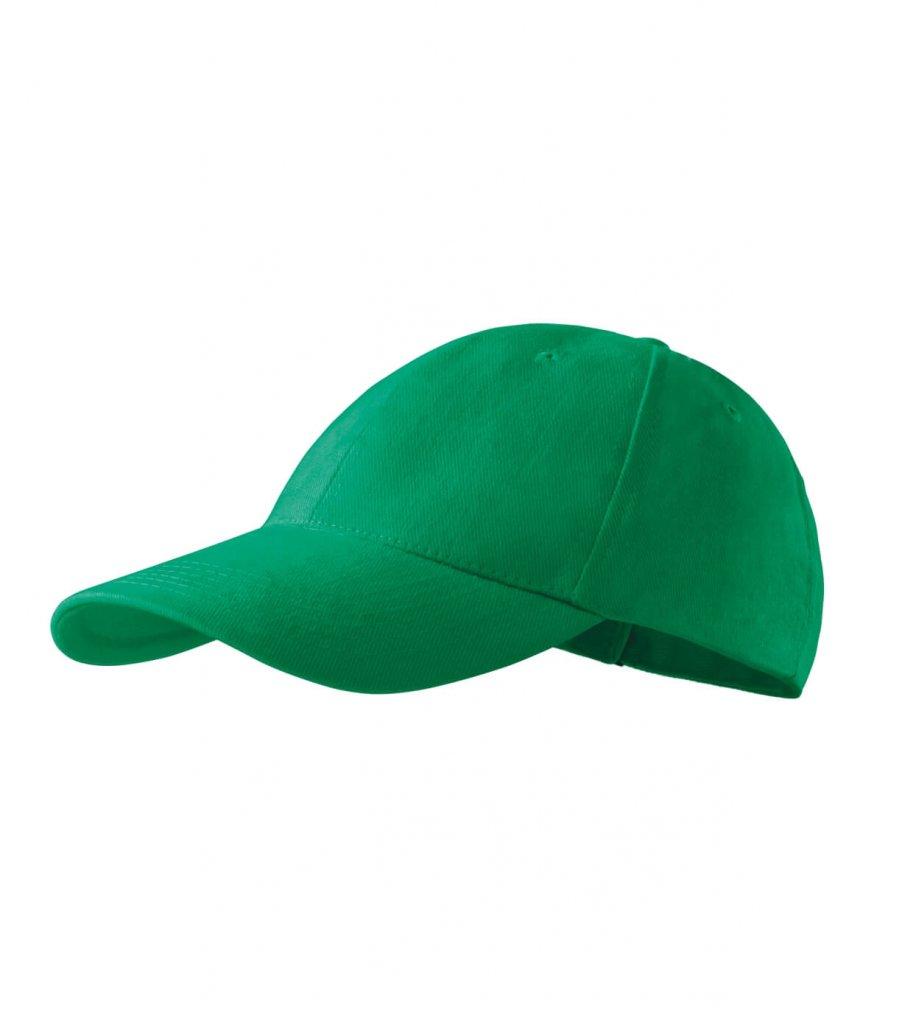 sapca 6 P verde mediu