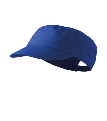 sapca latino albastru regal