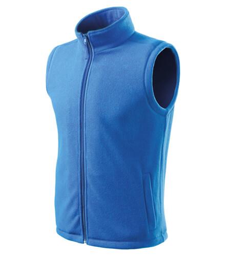 vesta fleece next albastru azuriu