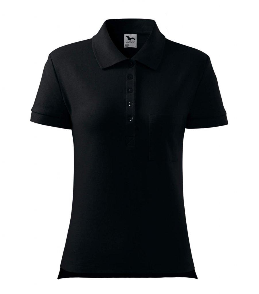 tricu polo dama negru