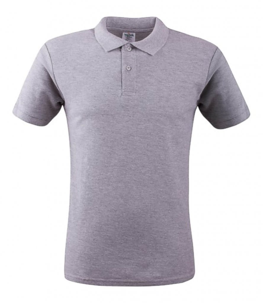 polo barbati HEATHER GREY