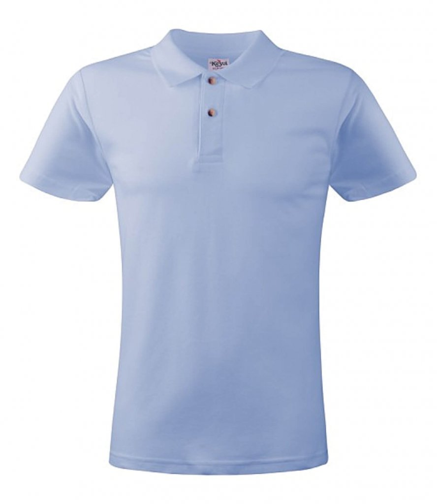 polo barbati LIGHT BLUE