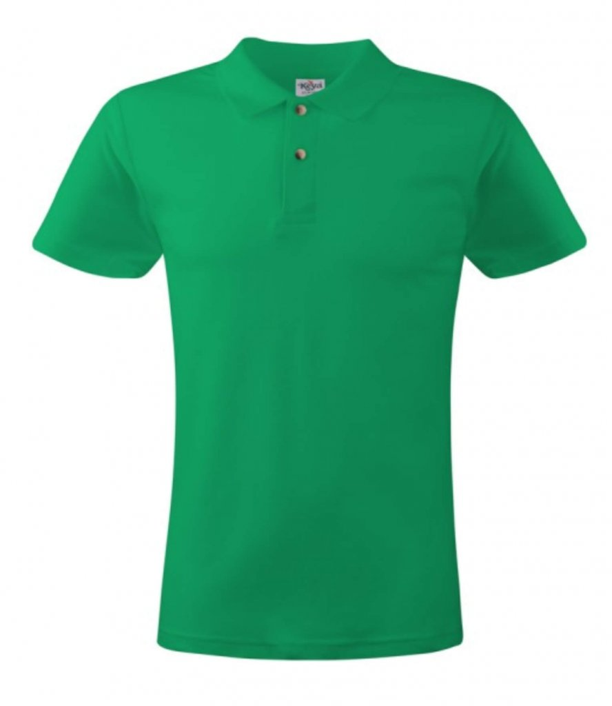 polo barbati dark kelly green