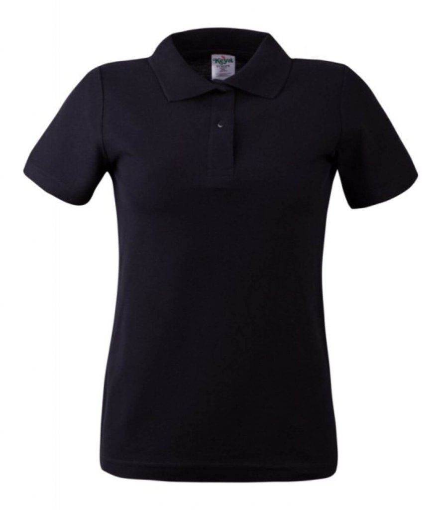 polo dama wps 180 black