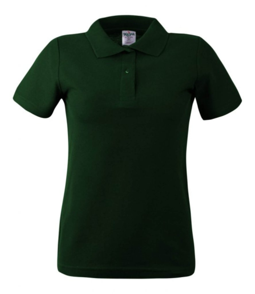 polo dama wps 180 bottle green