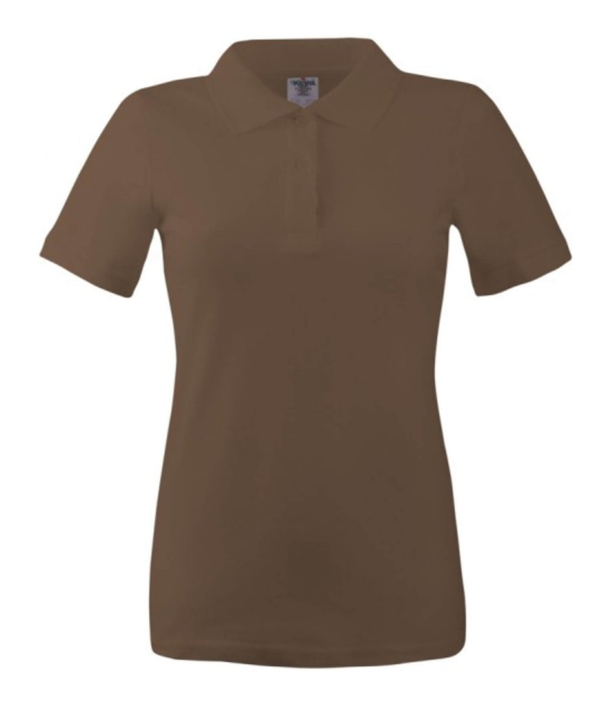polo dama wps 180 brown