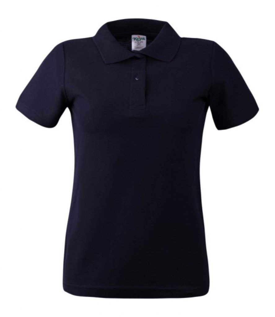polo dama wps 180 dark navy blue