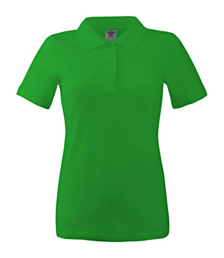 polo dama wps 180 kelly green