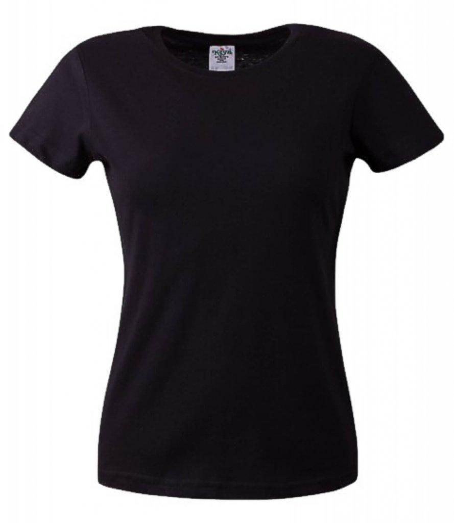 tricou dama 150 black