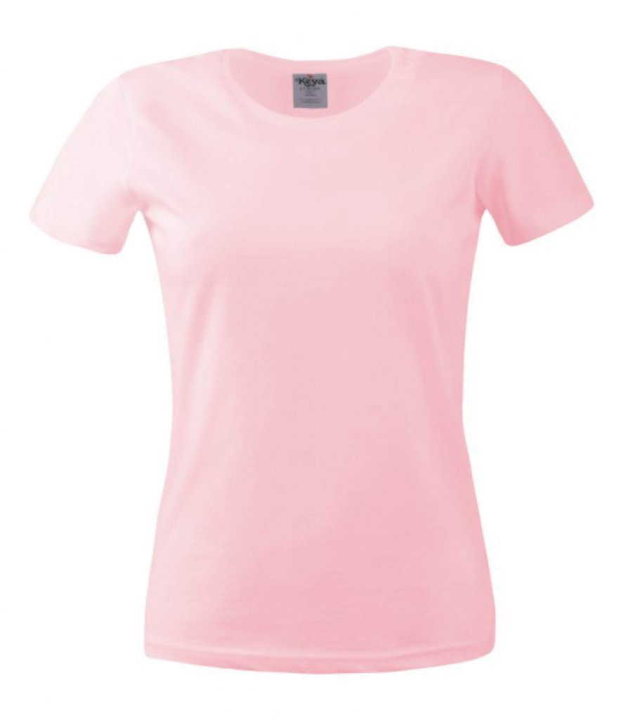 tricou dama 150 light pink