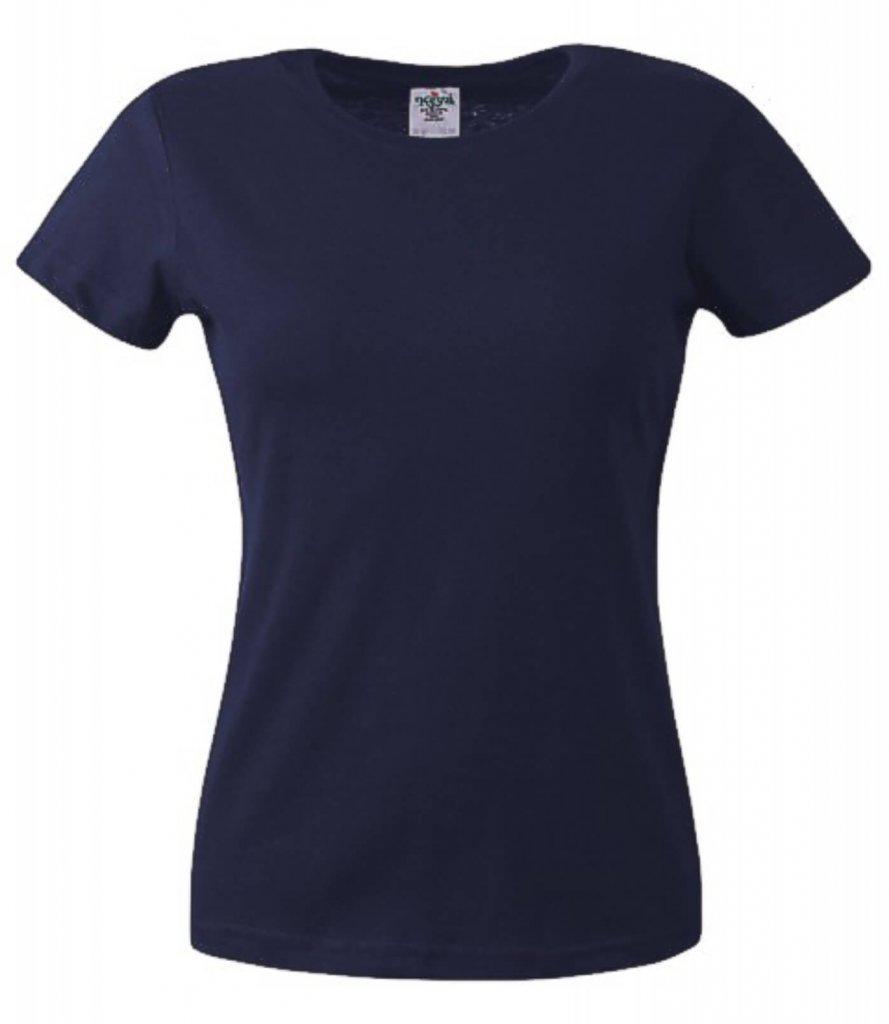 tricou dama 150 navyl blue