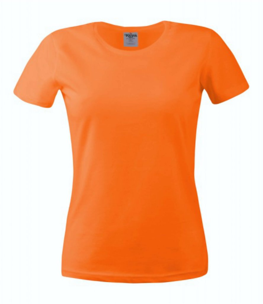 tricou dama 150 orange