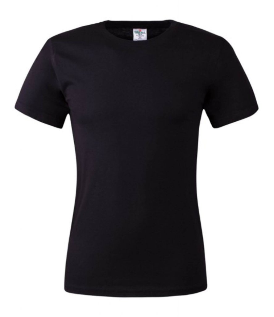 tricou unisex MC 150 black