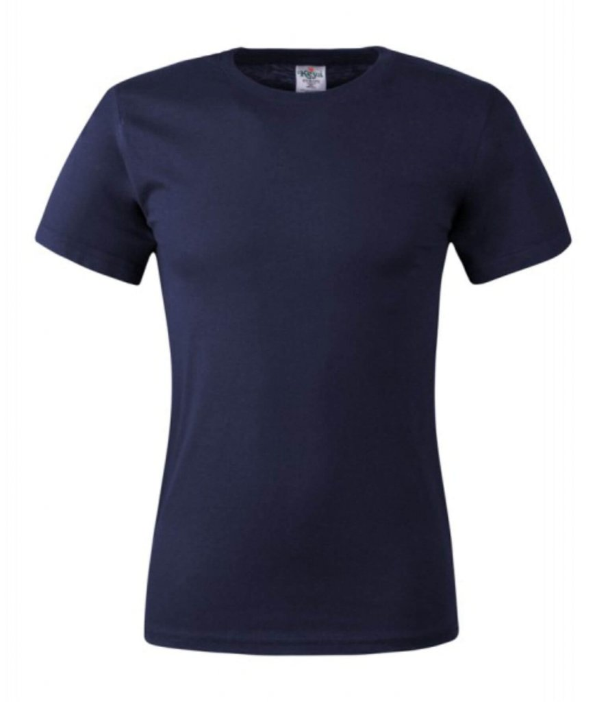 tricou unisex MC 150 navy blue