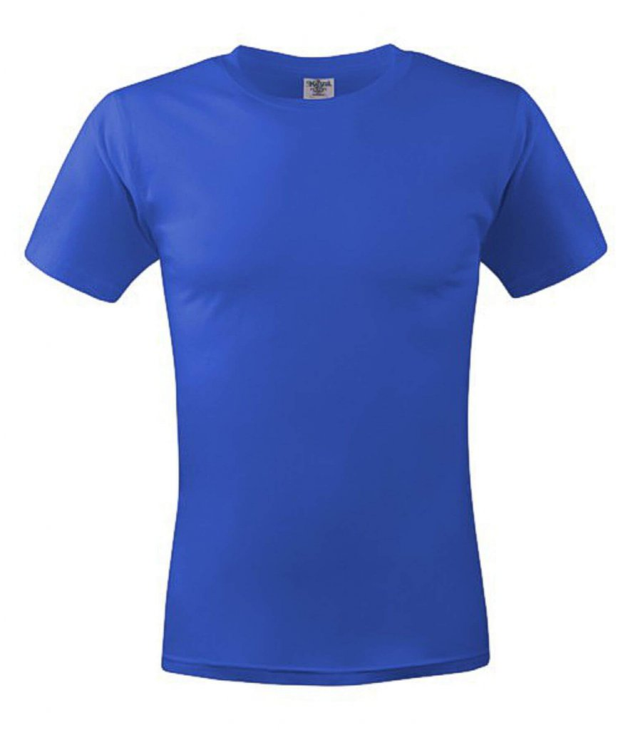 tricou unisex MC 150 royal blue