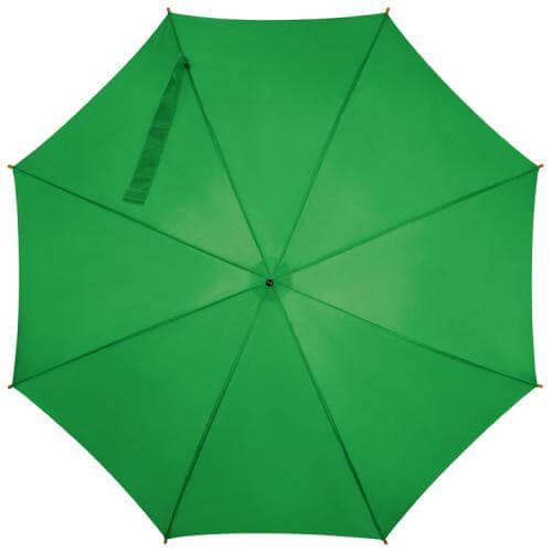 umbrela verde deschis