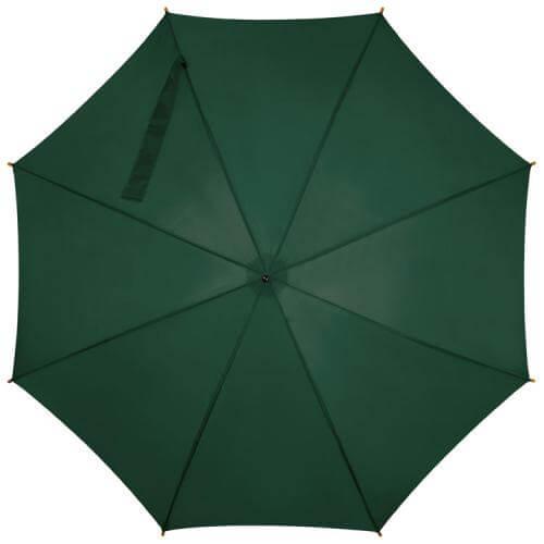 umbrela verde inchis