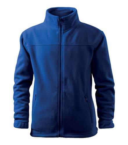 jacheta fleece copii albastru regal