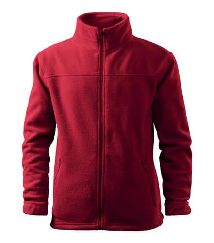 jacheta fleece copii rosu marlboro