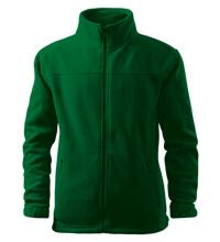 jacheta fleece copii verde sticla
