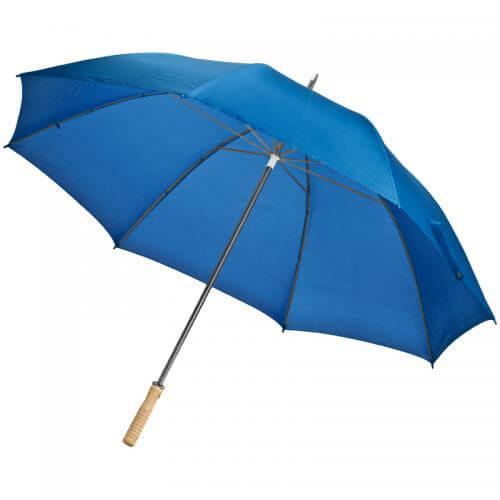 umbrela maner drept albastru regal