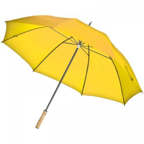 umbrela maner drept galbena