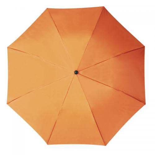 umbrela pliabila portocalie