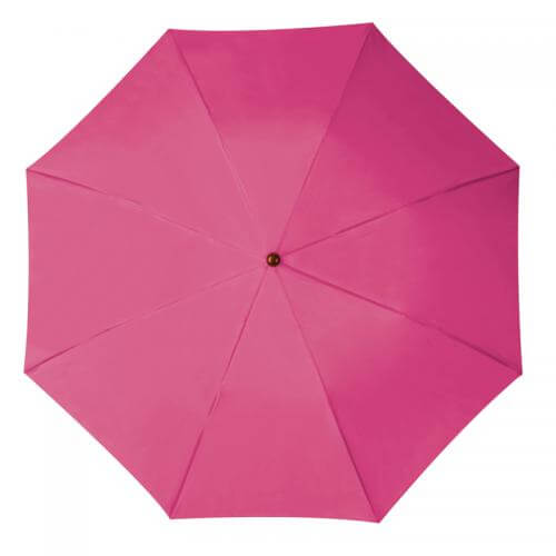 umbrela pliabila roz