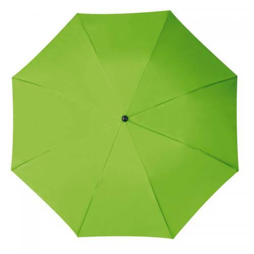 umbrela pliabila verde deschis