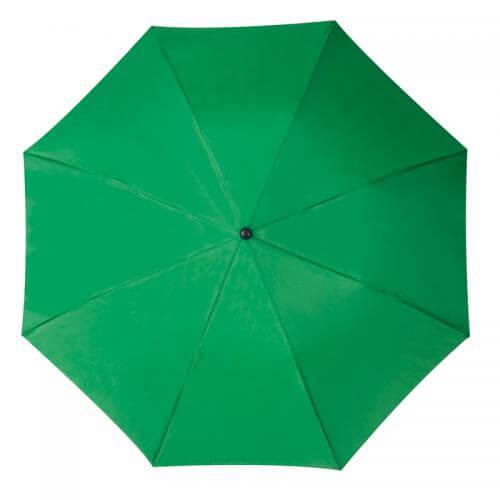 umbrela pliabila verde